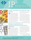 IP Matters Fall 2015 Newsletter
