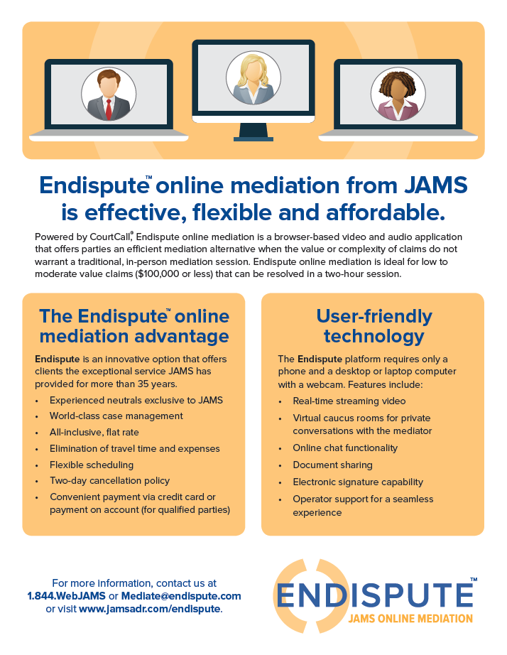 Learn More About Endispute