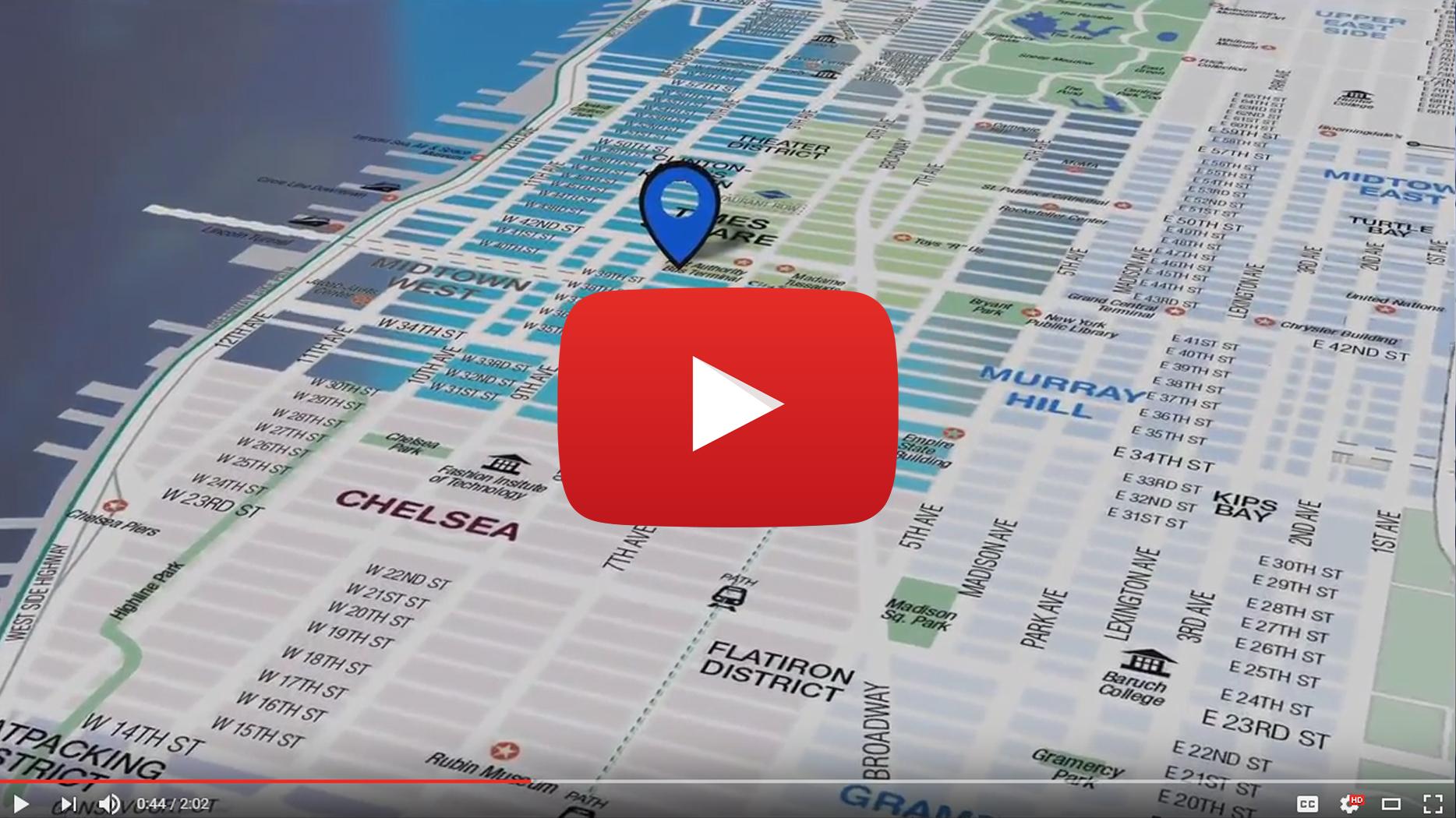 Watch JAMS New York Resolution Center Video