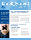 JAMS Employment Matters Newsletter