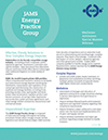 View or download the JAMS Energy brochure in PDF