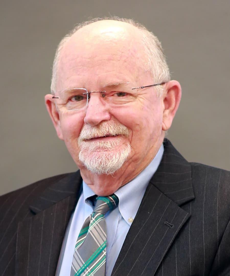 David F Crow Retired Judge 15th Judicial Circuit Jams